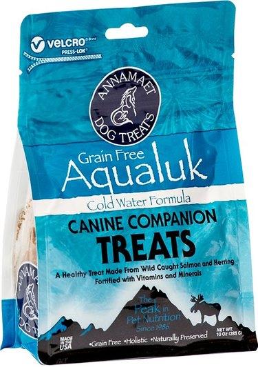 Aqualuk Cold Water Formula Dog Treats