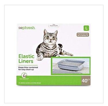 So Phresh Litter Box Liners