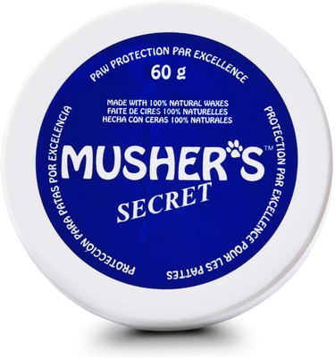 Musher's Secret Protection Wax for Pet Paws