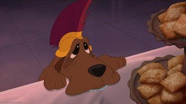 Dog from The Princess and the Frog