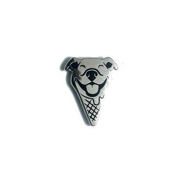 pit bull ice cream pin