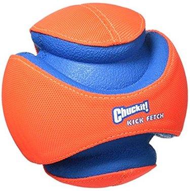 Chuckit! Kick Fetch Toy Ball