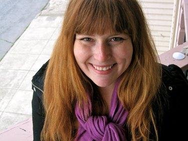 Writer Laura Beck