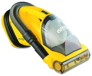 Yellow Eureka Handheld Vacuum