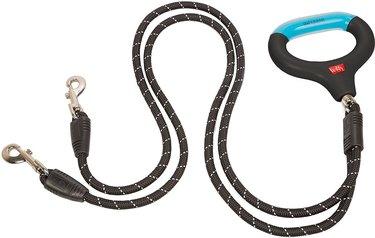 Wigzo Dual Dog Gel Rope Leash