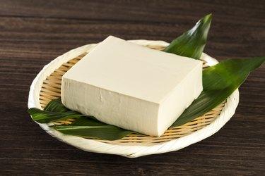 Momen dofu, Firm tofu