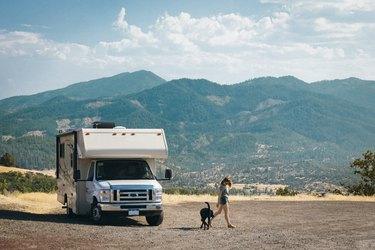 Traveling on RV around US