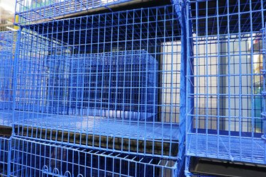 Canine Cage