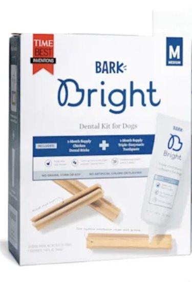 Bark Bright Dog Dental Kit