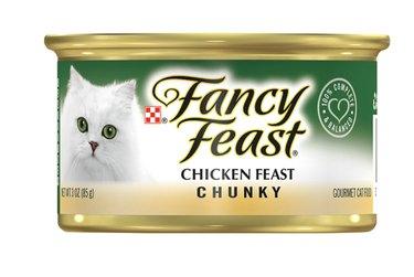 Fancy Feast Chunky Adult Cat Food