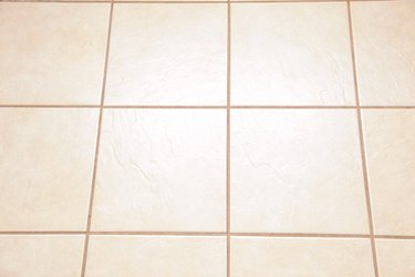 Nobody likes dirty paw prints, which you can easily wipe away on solid floors.