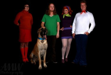 scooby doo cosplay