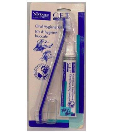 Virbac C.E.T. Oral Hygiene Kit