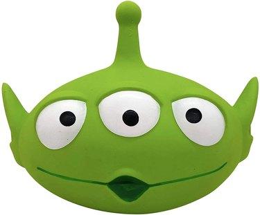 Disney Alien Super Squeaker Toy