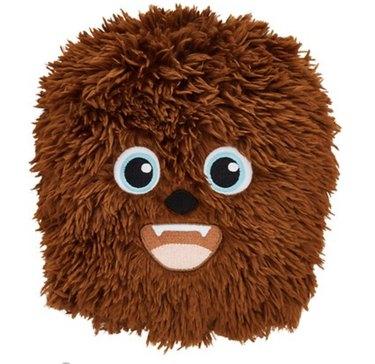 Star Wars Chewbacca Round Plush Squeaky Dog Toy