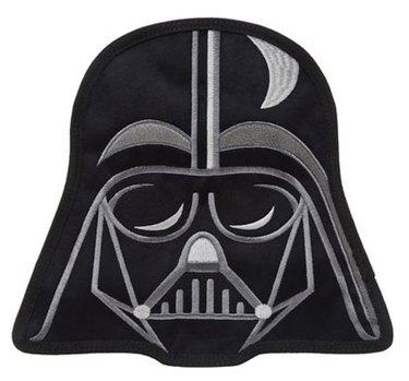 Star Wars Darth Vader Flat Plush Squeaky Dog Toy