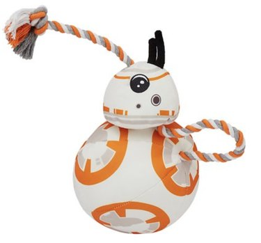 Star Wars BB-8 Ballistic Nylon Plush Squeaky Dog Toy