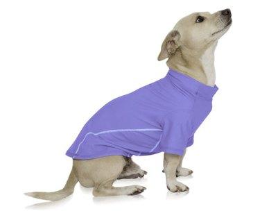 PlayaPup Dog Sun Protective Lightweight Solid Shirts