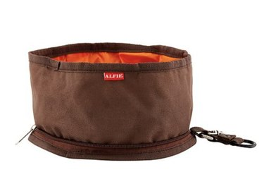 Alfie Pet Collapsible Fabric Travel Dog Bowl