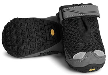 Ruffwear Grip Trex Outdoor Dog Boots with Rubber Soles
