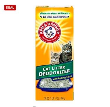 Arm & Hammer Litter Cat Litter Deodorizer Powder