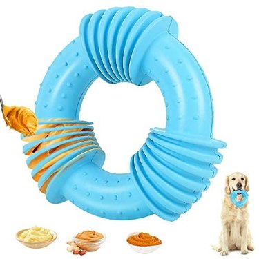 SIKROFEGEN Natural Rubber Chew Ring
