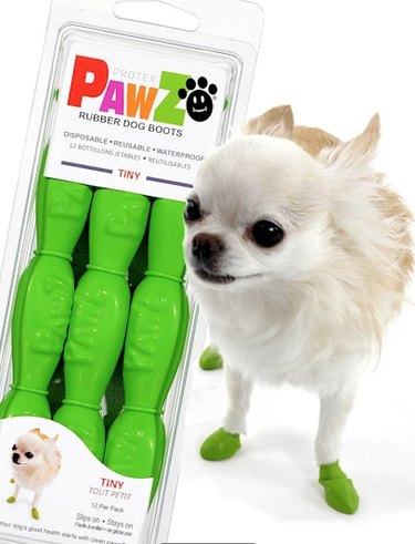 Pawz Rubber Dog Boots