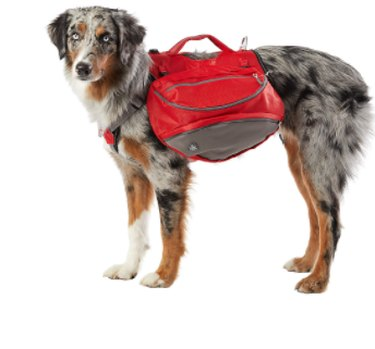 Arcadia Trail Ultimate Harness with Backpack