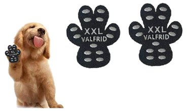 Valfrid Dog Paw Protector Anti-Slip Grips