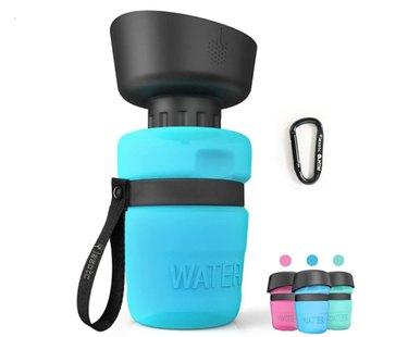 lesotc Foldable Water Bottle