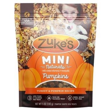 turkey pumpkin dog treats
