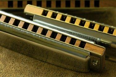 Shiny Harmonicas