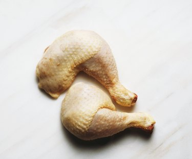 Chicken Thighs with & without Back