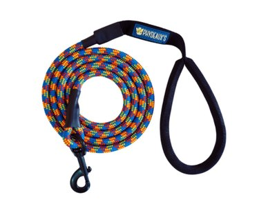 Phydeaux mountain climbing rope dog leash