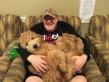 This Man Claims He Was Fired for Trying to Save a Dog