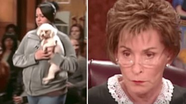Watch What Happens When Judge Judy Lets A Dog Choose His Real Owner