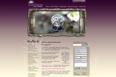 LifeGems website