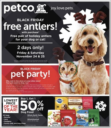All the best 2017 Black Friday deals on pet stuff