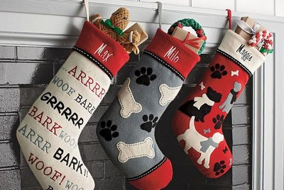 20 of the Cutest Christmas Stockings for Dogs
