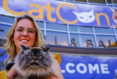 The Top 10 Things You'll Only See at CatCon 2019