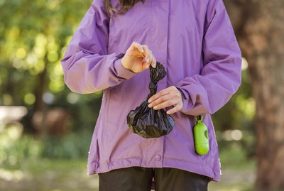 Is It OK to Throw Away Your Dog's Poop in Other People's Trash Cans?