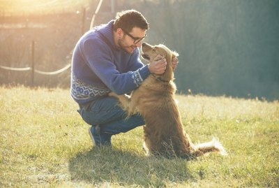 Why The Bond Between Humans & Dogs Are Similar To Parent & Child