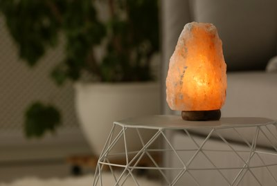 Are Salt Lamps Dangerous For Pets?