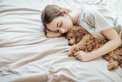 Wait, What? Could Sleeping With Your Pet Be Unhealthy?