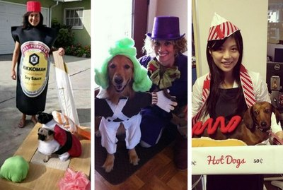 23 Best-Ever Couples Costumes For You & Your Pet