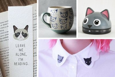 17 Awesome Gifts For Cat Lovers Under $20