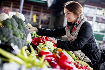 Vegetables That Are Good for Diabetic Dogs