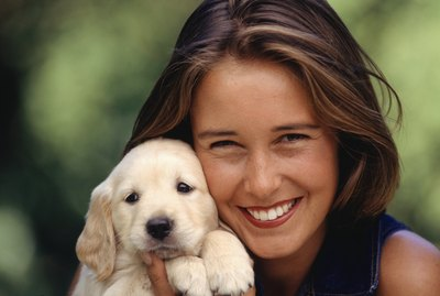 When Are Puppy Dogs Ready to Be Taken From Their Mother?