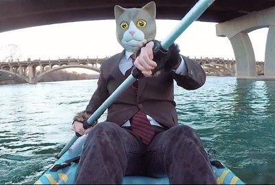 Stream These Short Flicks From New York's First Cat Film Festival