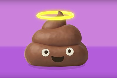 Meet Poopsie, The Animated Poop Mascot Your Pet Can Create Themselves